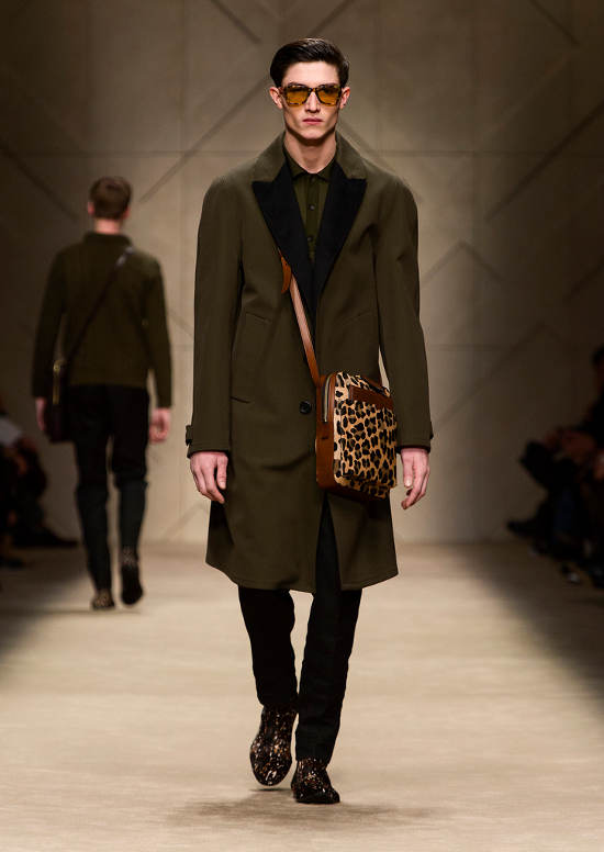 Burberry AW 2013 Menswear2