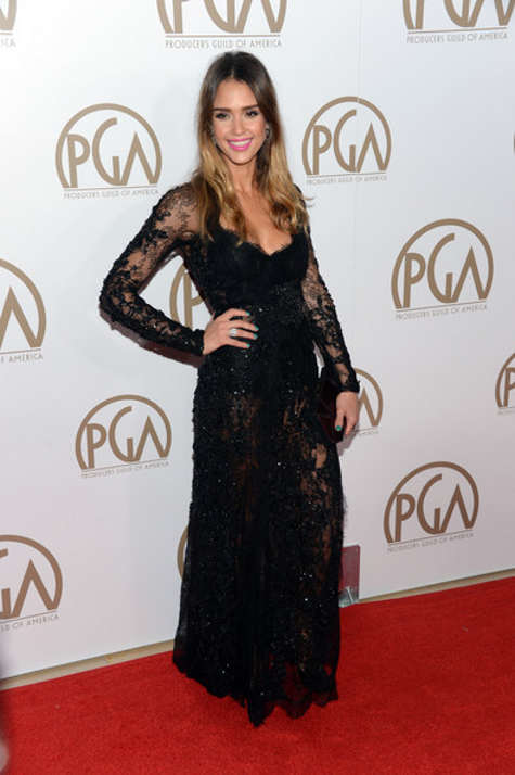 producers-guild-awards-jessica-alba