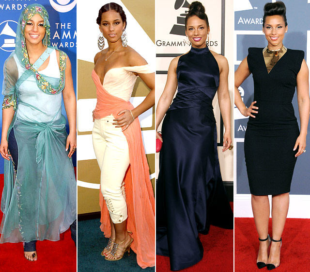 alicia-keys-grammy-looks