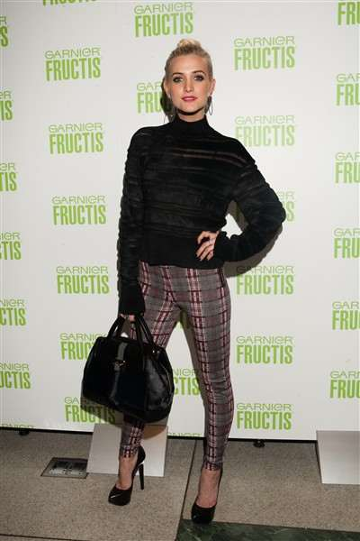 ashlee-simpson-attends-the-garnier-fructis-event