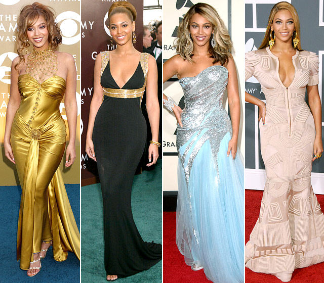 beyonce-grammy-looks