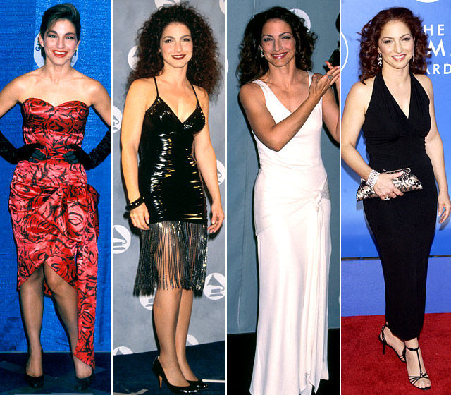 gloria-estefan-grammy-looks