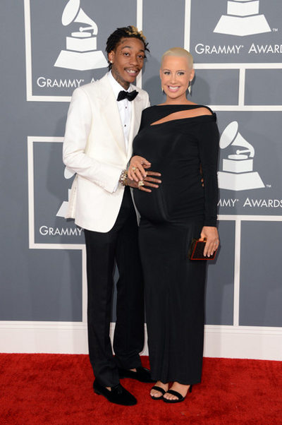 grammy-2013-amber-rose
