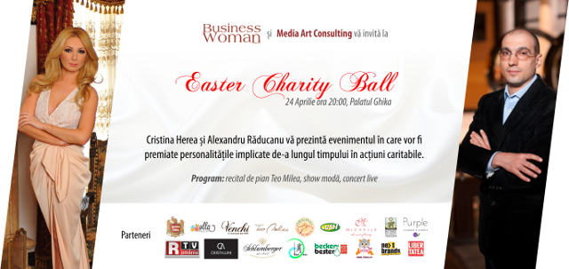 Easter Charity Ball