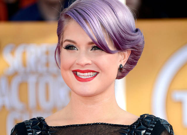 KELLY OSBOURNE at 19th Annual Screen Actors Guild Awards in Los Angeles