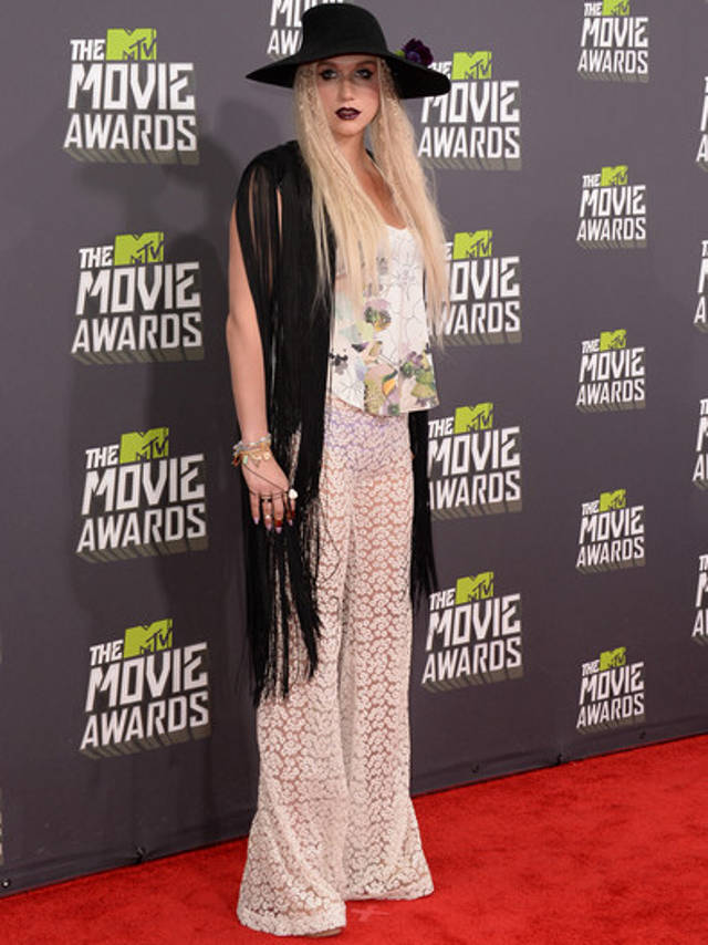 mtv-movie-awards-2013-kesha