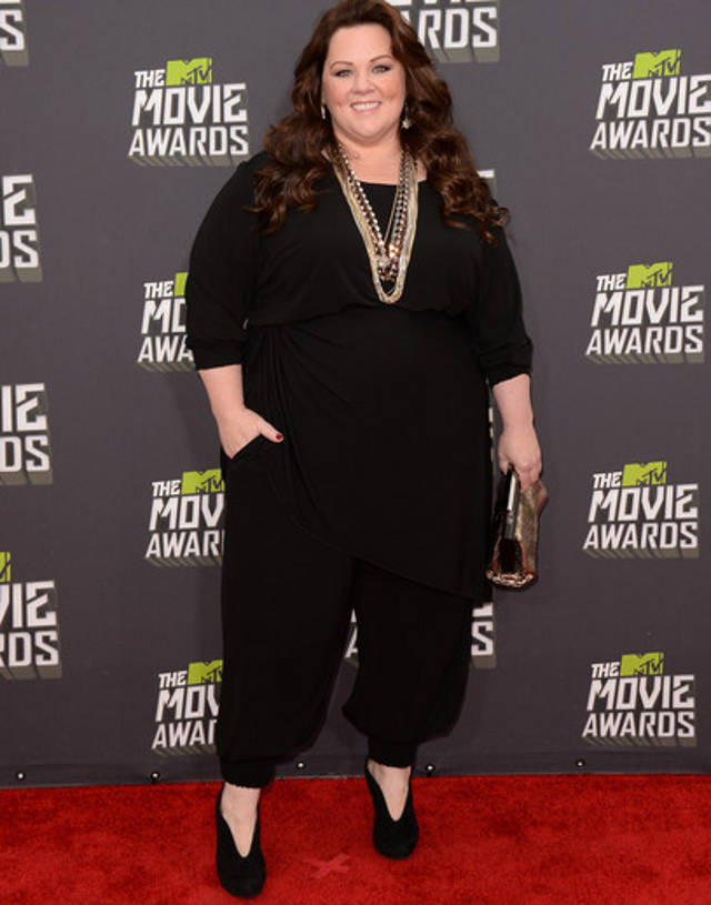 mtv-movie-awards-2013-melissa-mccarthy