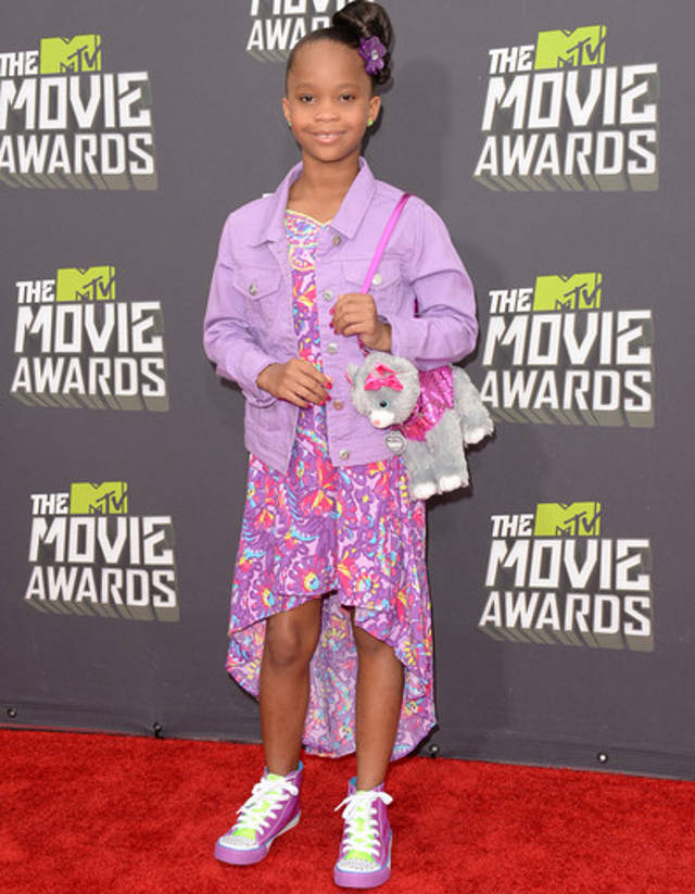 mtv-movie-awards-2013-quvenzhane-wallis