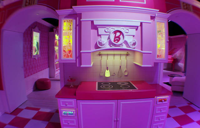 Barbie the dreamhouse experience9