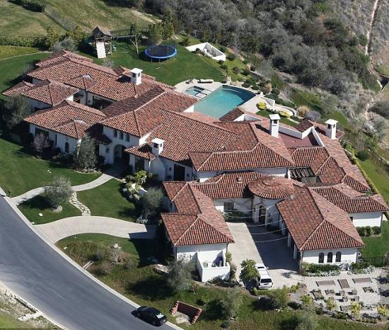britney's-home