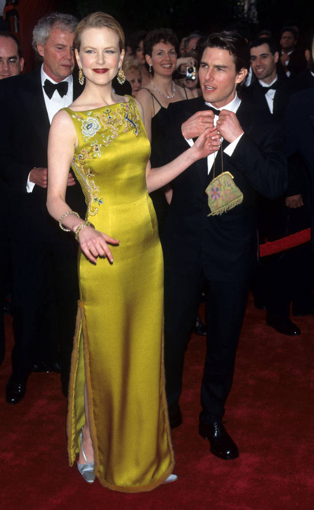 Nicole Kidman and Tom Cruise (Photo by Kevin Mazur Archive/WireImage)