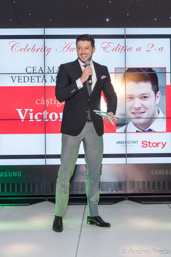 Victor Slav Celebrity Awards 2013