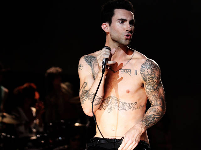 cool-adam-levine-wallpaper