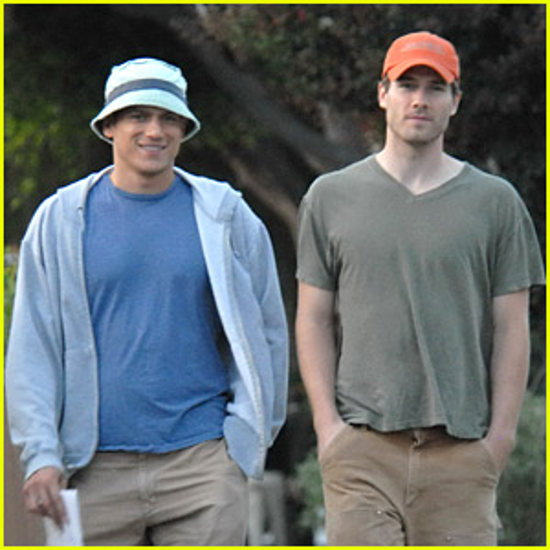 wentworth miller gay boyfriend and ethnicity gay pop buzz