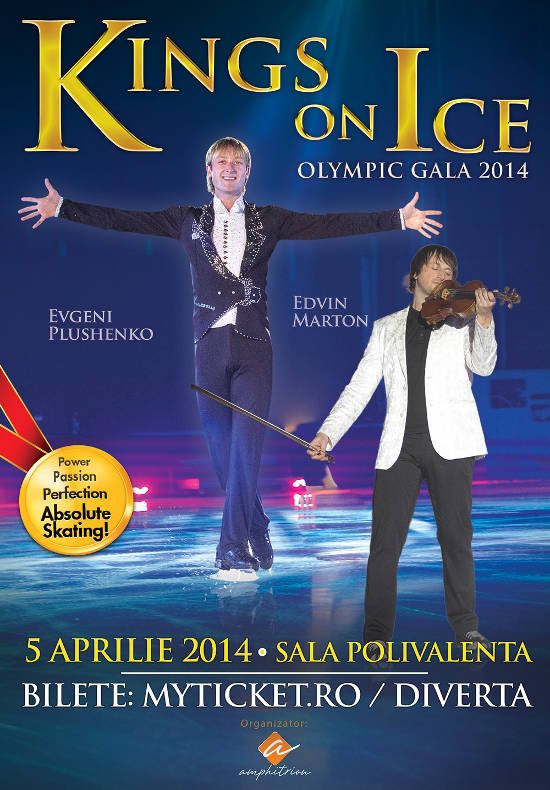 Kings On Ice Olympic Gala