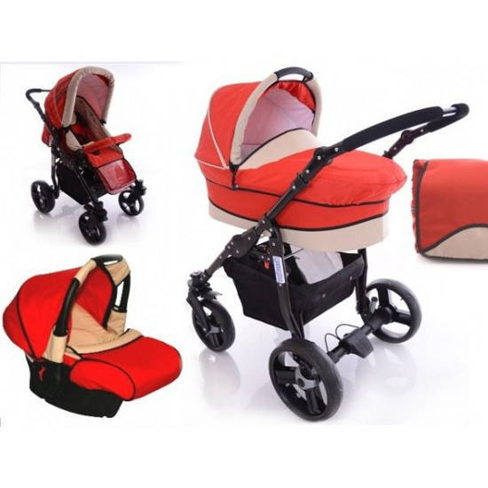 mystroll-carucior-copii-paloma-lovely-red