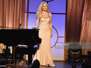Producers Guild of America Awards 2016 lady gaga