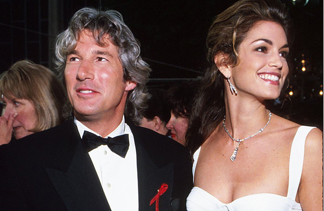 Cindy Crawford Richard Gere 2