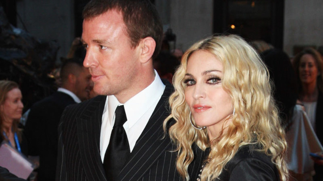 Guy Ritchie Madonna