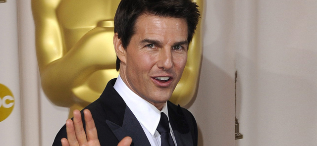 Tom Cruise Oscar