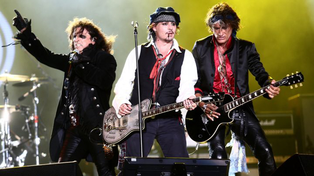 The Hollywood Vampires 2