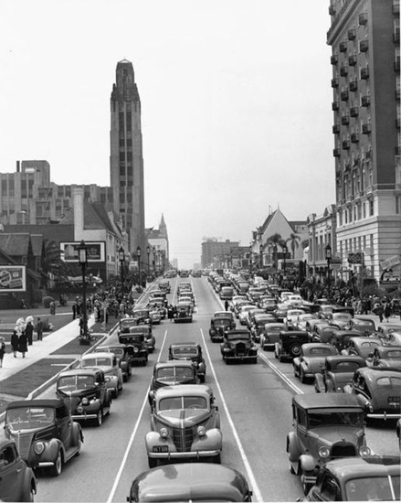 Los Angeles in the 1930s (8)