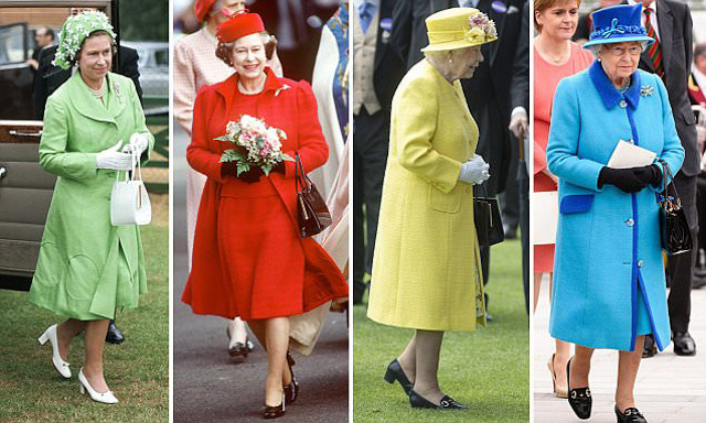 QUEEN OUTFITS