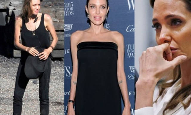 Angelina Jolie - Weight, Height and Age