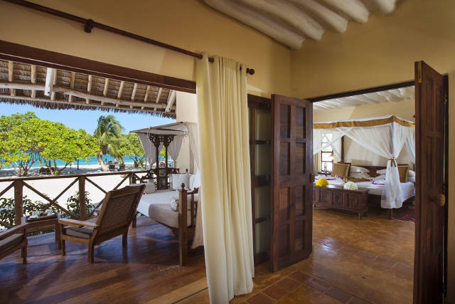 Neptune Pwani Master Suite with Ocean View