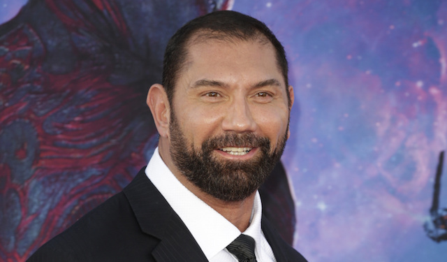 Celebrities attend the premiere of Marvel's 'Guardians Of The Galaxy' at the Dolby Theatre in Hollywood. Featuring: Dave Bautista Where: Los Angeles, California, United States When: 21 Jul 2014 Credit: Brian To/WENN.com