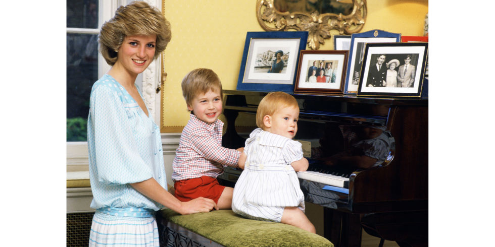princess-diana-prince-william-harry-1985