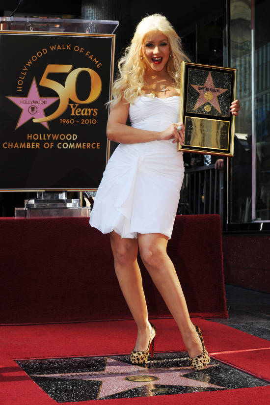 christina-aguilera-walk-of-fame