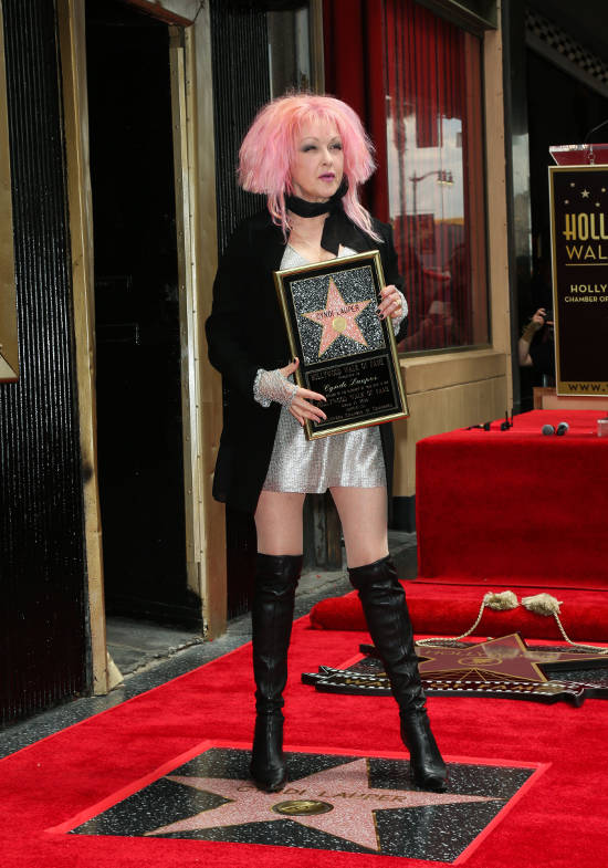 cindy-lauper-walk-of-fame
