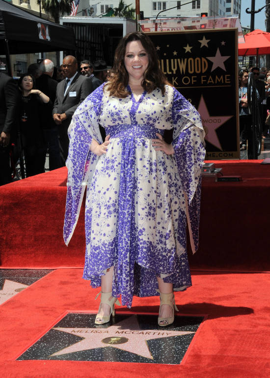 melissa-mccarthy-walk-of-fame