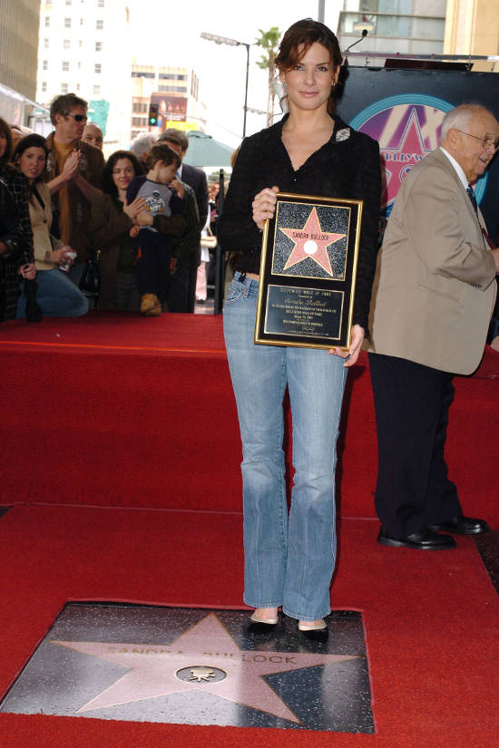 sandra-bullock-walk-of-fame
