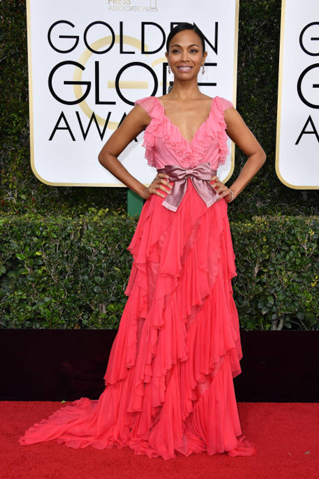 golden-globes-best-dressed-zoe-saldana
