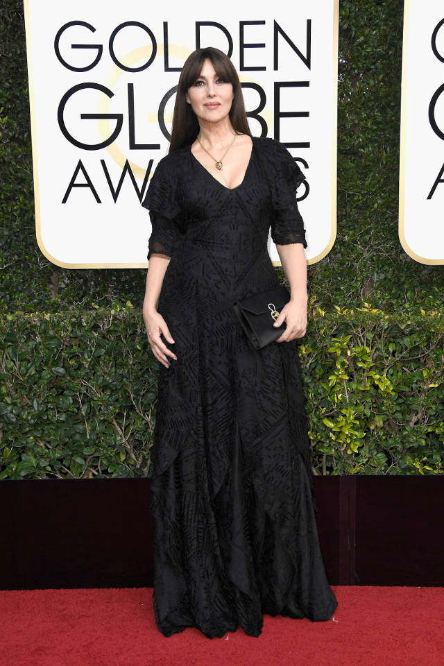 monica-bellucci-golden-globes-2017